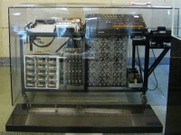 Imagen de la computadora ABC (Atanasoff-Berry Computer)