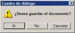 Imagen de un cuadro de diálogo