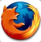 Logotipo del navegador web Firefox