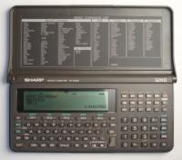 Fotografía de una computadora pocket