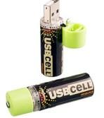 Imagen de una pila USB o USB cell
