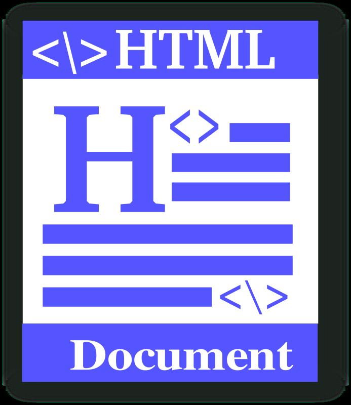 archivo HTML