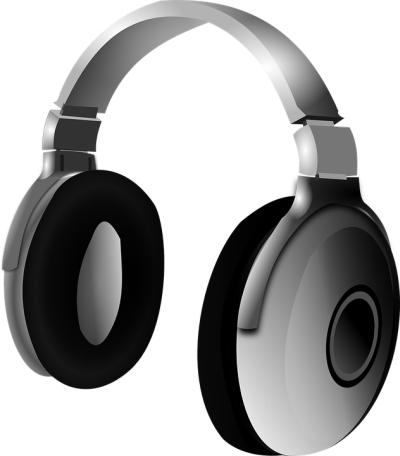 También llamado audífono. En inglés: headphone