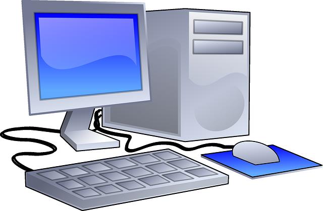 Computadora de escritorio, desktop computer u ordenador de sobremesa