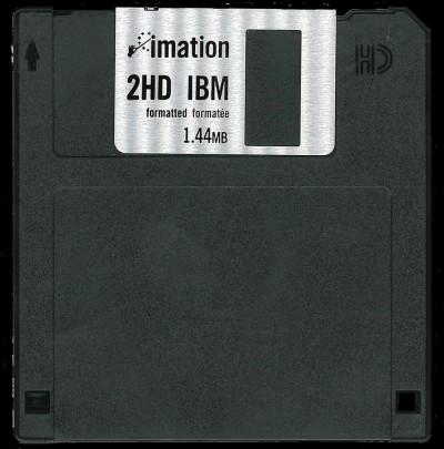 Otros nombres usados en el pasado: Micro diskette, Micro disk, Micro floppy, disco flexible de 3½ pulgadas