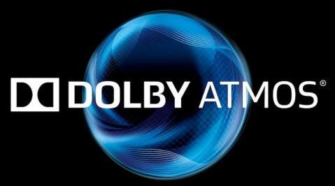 Logo de Dolby Atmos