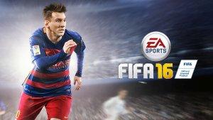 FIFA 2016 con Messi