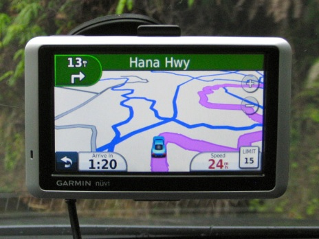 Dispositivo GPS