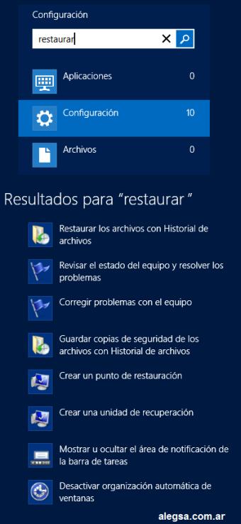 Herramienta de reparación automática del sistema Windows 8