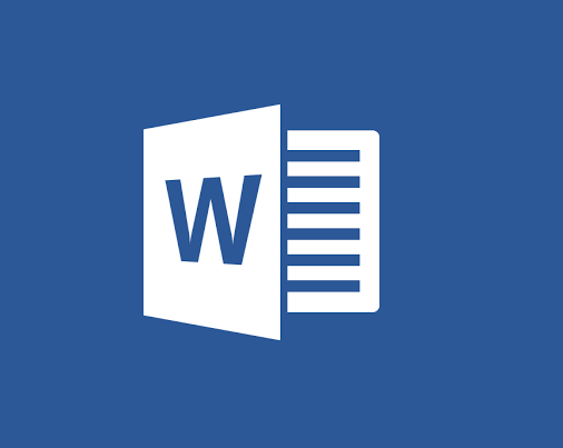 Logo moderno de Microsoft Word