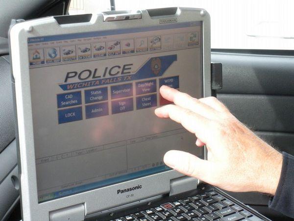 Terminal móvil de datos o Computadora digital móvil