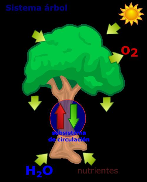 Sistema árbol