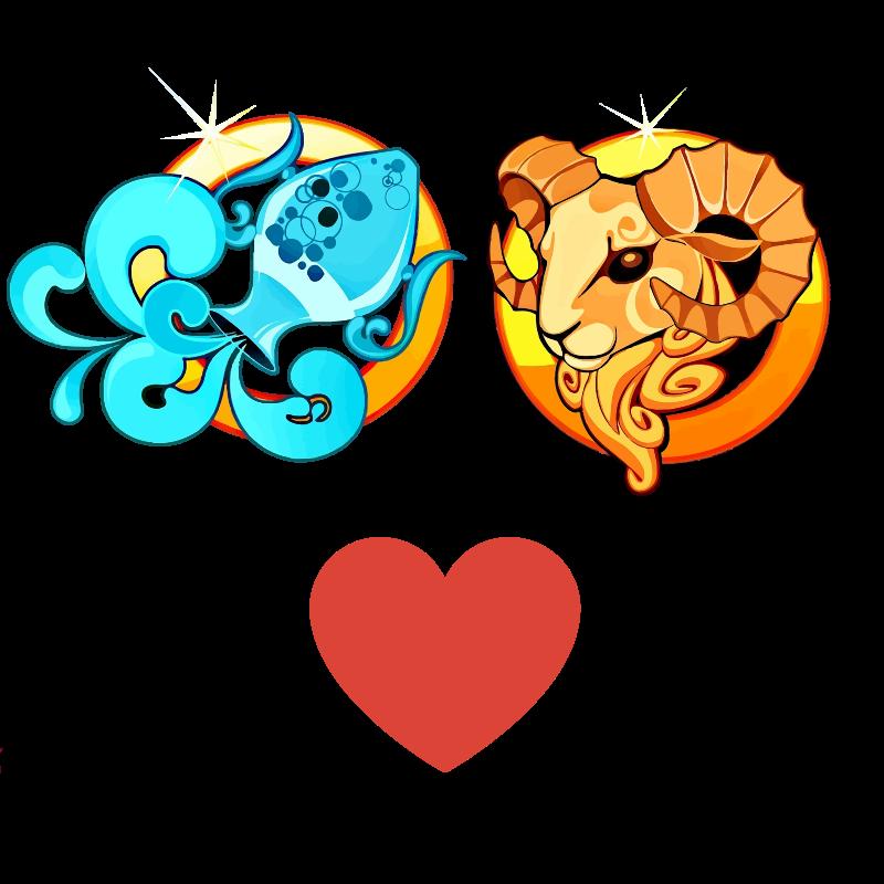 Compatibilidad de amor: Mujer Acuario y Hombre Aries