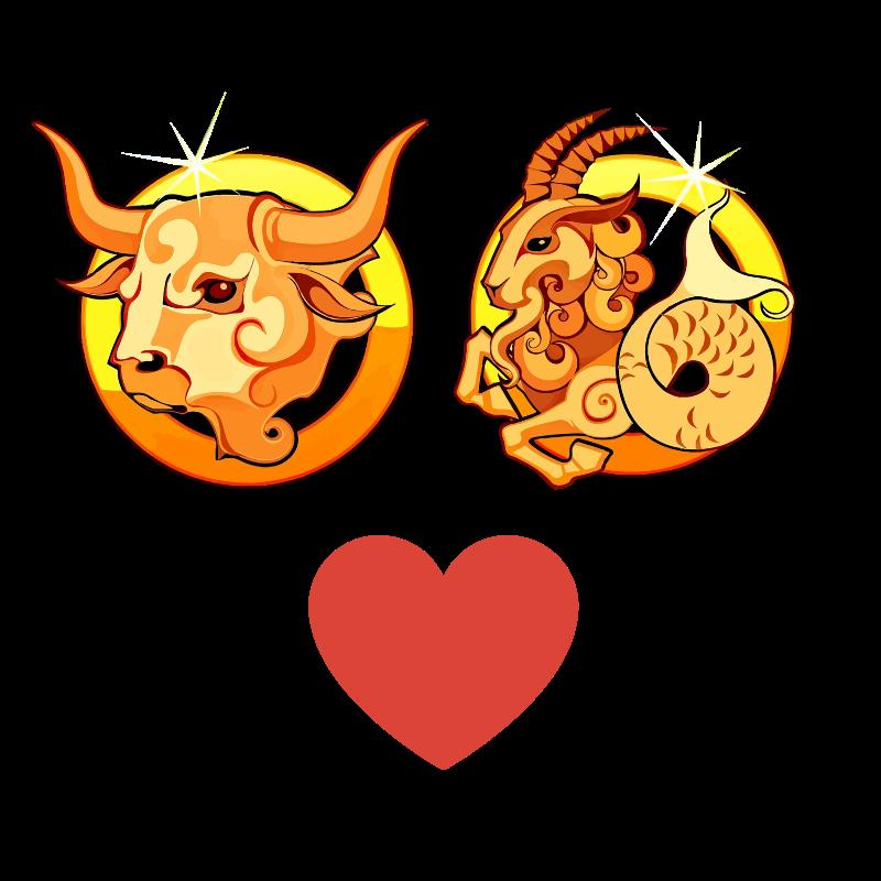 Compatibilidad de amor: Mujer Tauro y Hombre Capricornio