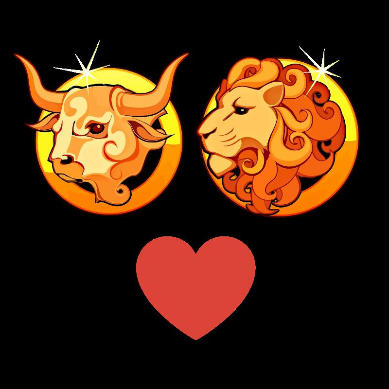 Compatibilidad de amor: Mujer Tauro y Hombre Leo