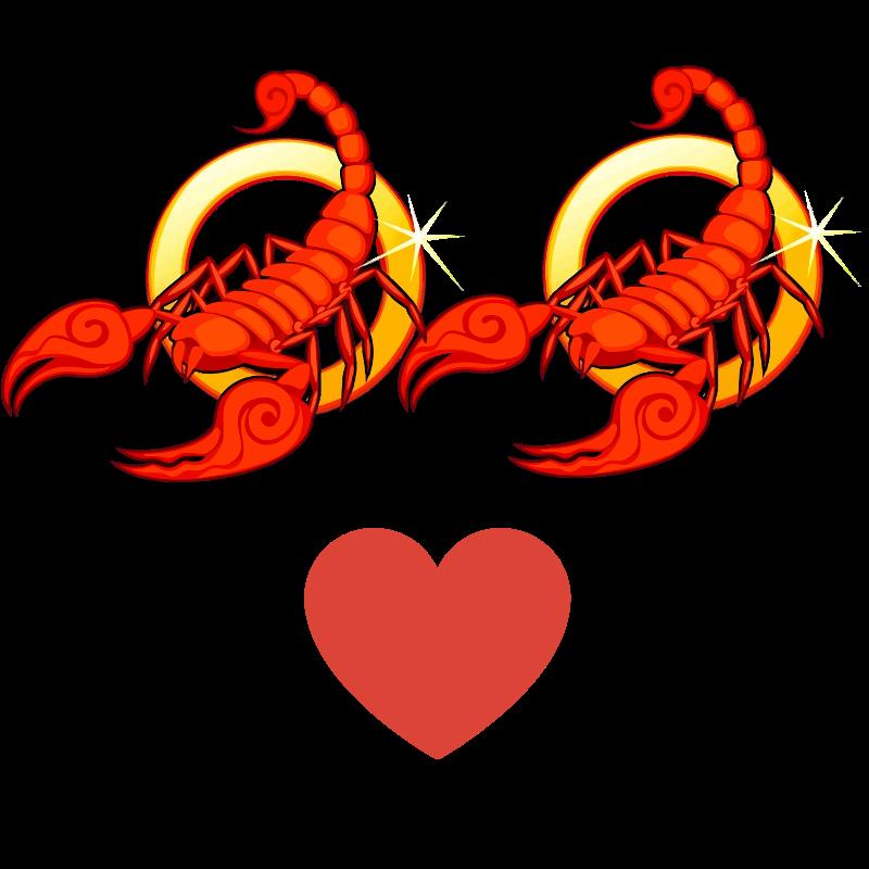 Compatibilidad de amor: Mujer Escorpio y Hombre Escorpio