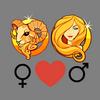 Любовь    совместимость Овен женщина и Дева мужчина