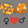 Liefdescompatibiliteit    Vissen vrouw en Tweelingen man