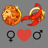 Como    melhorar o parceiro feminino de Leo e o parceiro masculino de Escorpião