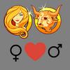Como    melhorar o casal Virgem feminina e Taurus macho