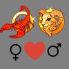 Kærlighed    kompatibilitet Scorpio kvinde og Vædderen mand