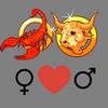 Como    melhorar o casal Escorpião Feminino e Taurus Masculino