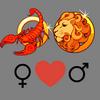 Come    migliorare la coppia Scorpione femminile e Leone maschile