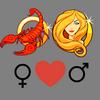 Hoe    de vrouwelijke Schorpioen en het mannelijke Maagdenpaar te verbeteren