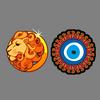 Talismany    pro štěstí, kameny, barvy, šťastné barvy a talismany pro zvěrokruh Štír