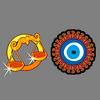 Amuletter,    sten, farver og held og lykke genstande til Leo stjernetegnet